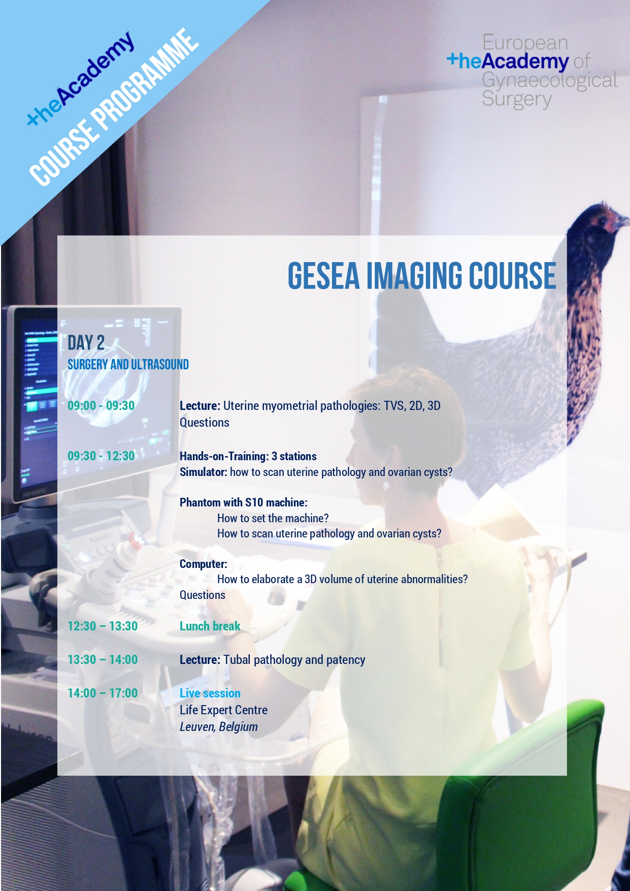 Imaging Course Day 2